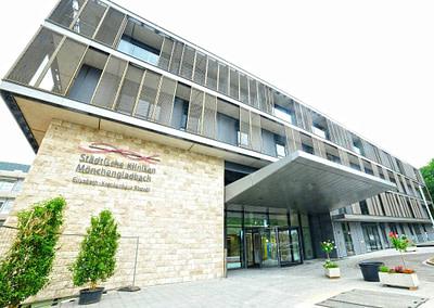 Городская больница св. Елизаветы, Мёнхенгладбах