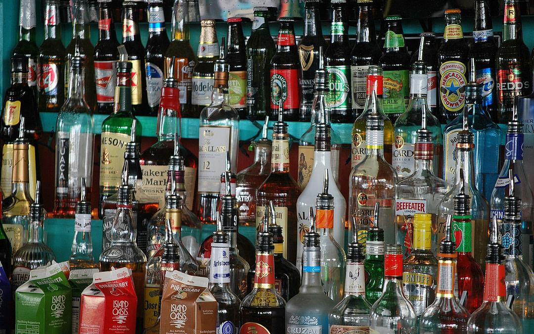 Употребление алкоголя — причина 4% всех случаев рака в мире.