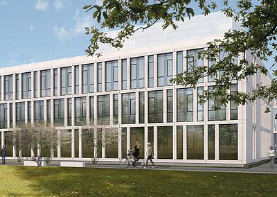 Университетская клиника Дюссельдорфа