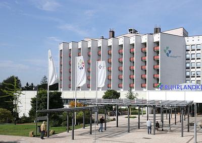 Западногерманский Центр заболеваний лёгких — Ruhrlandklinik